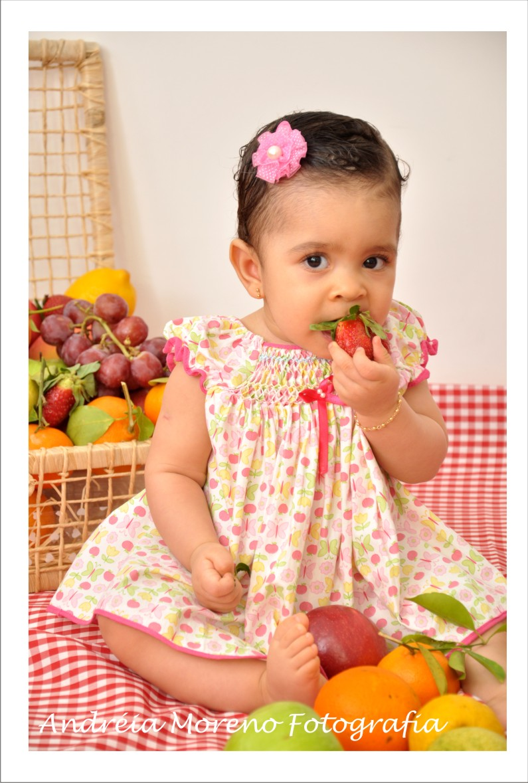 Ensaio fotografico de bebe
